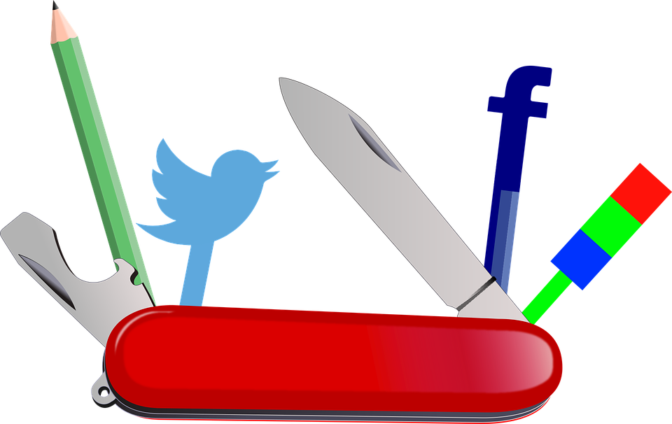 Curation Tools to help manage your Social Media Strategy as part of your workflow
